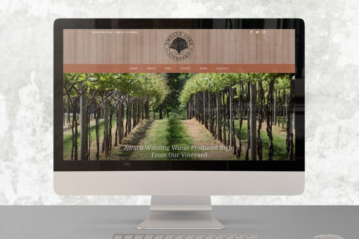 Twelve Oaks Vineyard