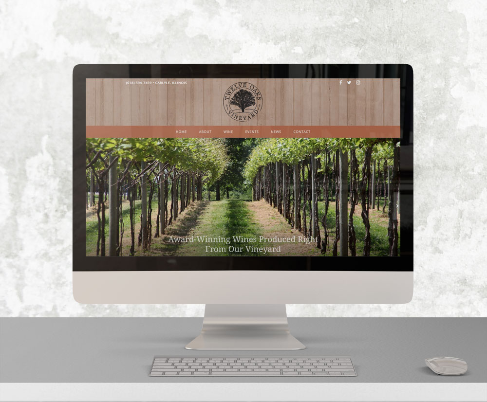 Twelve Oaks Vineyard