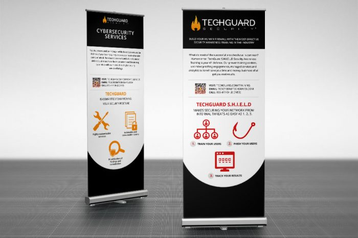 TechGuard Security - Stand-Alone Banners