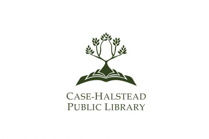 Case-Halstead Public Library - Logo Design