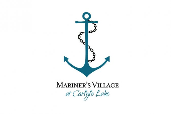 Mariner's Village Logo Design