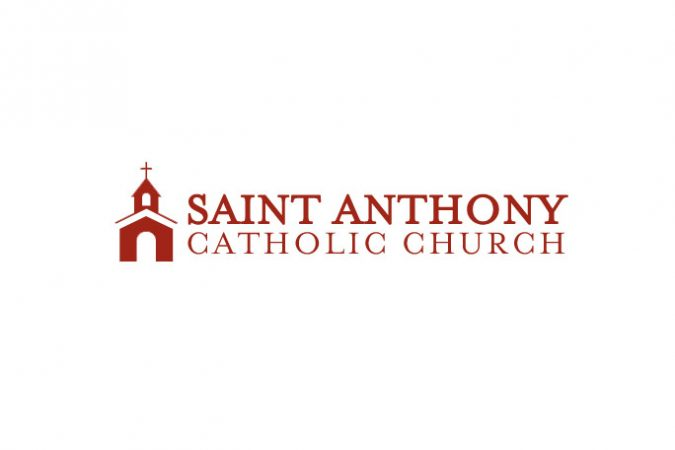 St Anthony Church - Web Logo Design