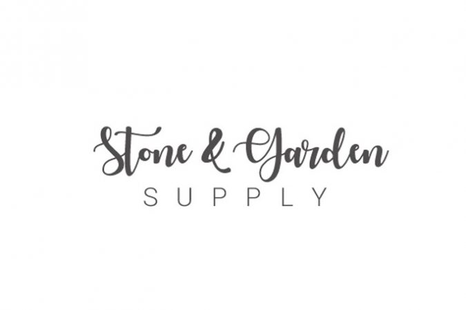 Stone & Garden Supply - Logo Design
