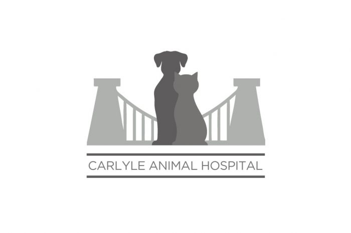 Carlyle Animal Hospital - Logo Design