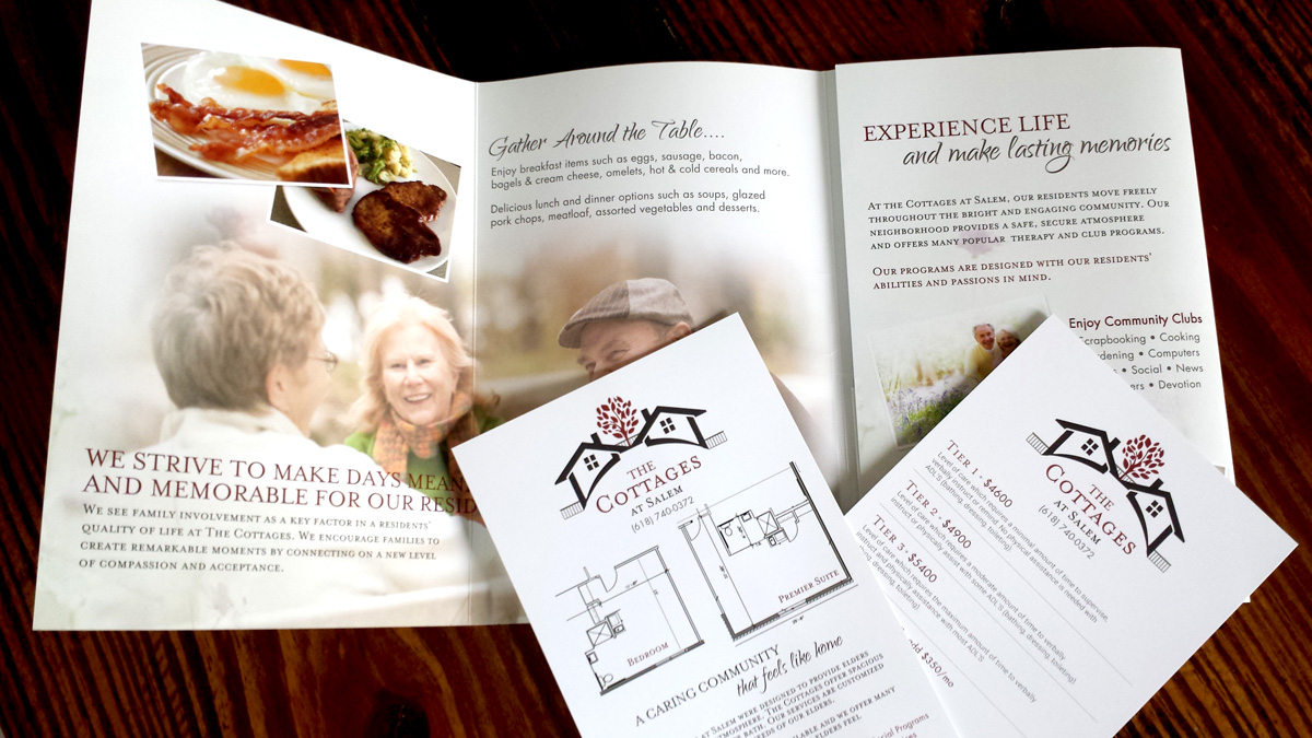 Cottages at Salem - Pocket Brochure
