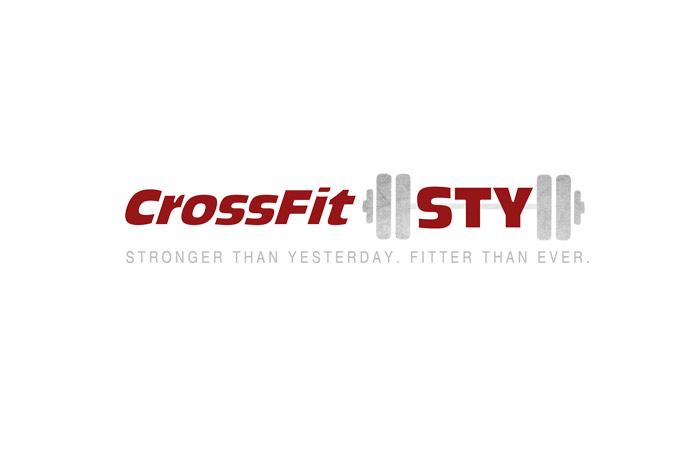 Crossfit STY Logo Design