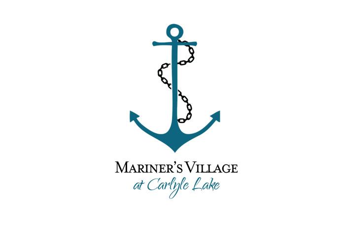 Mariner's Village Logo Design