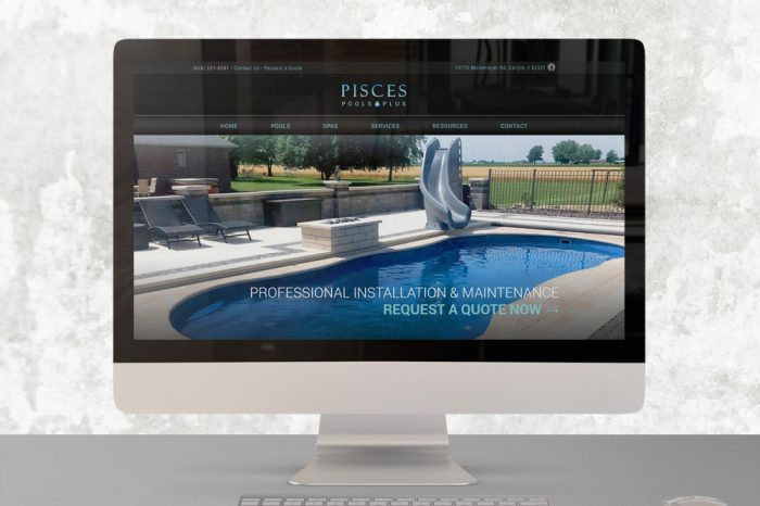Pisces Pools Plus - Home