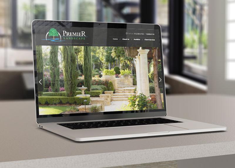 Premier Landscape - Dallas, TX - Home